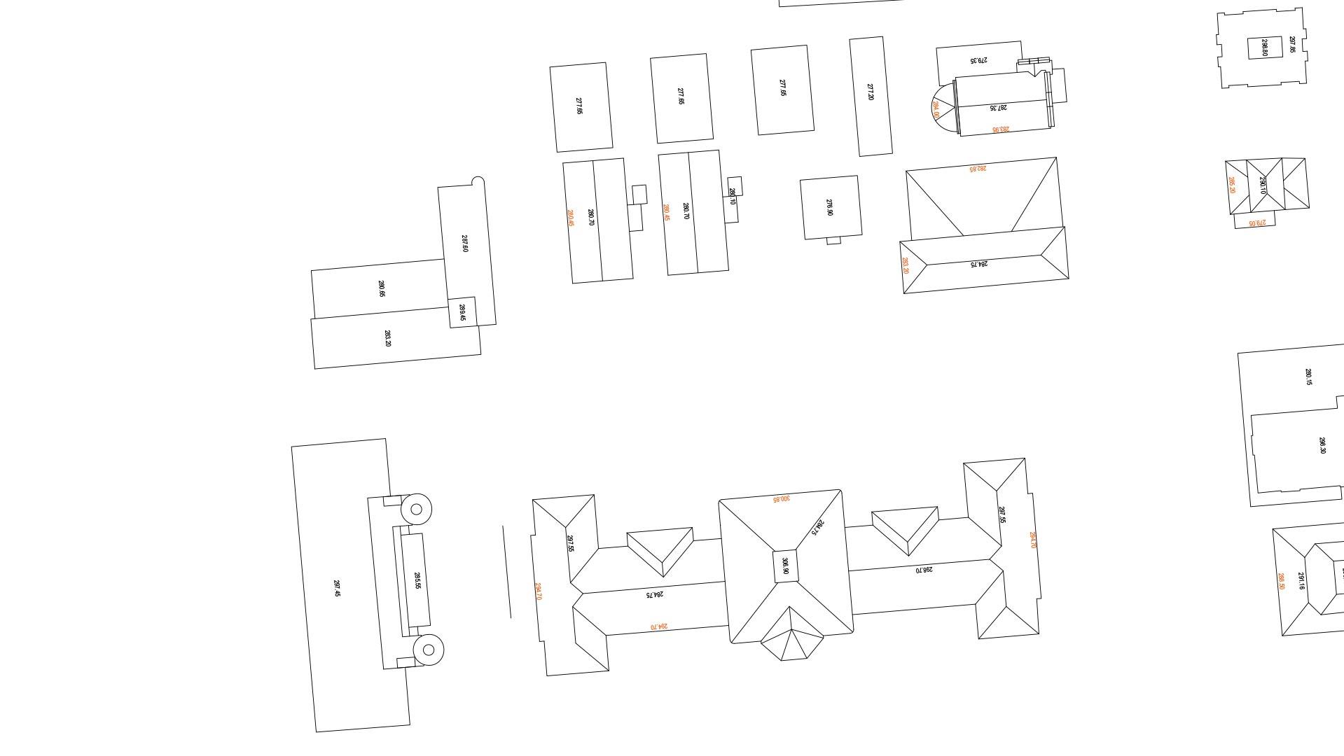 Concorsi - 3D dei tetti